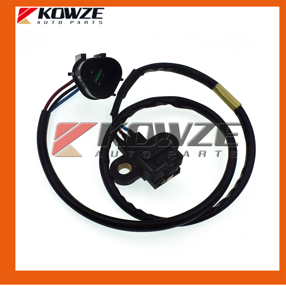 Engine Crank Angle Sensor For Mitsubishi PAJERO MONTERO II 2nd SPORT Challenger Nativa Triton L200 MD303649|Crankshafts & Parts| |  - title=