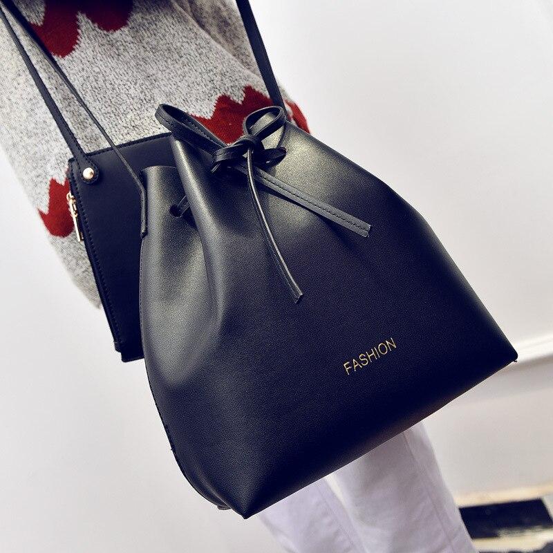 3c1e45a4a7f5 US $26.55 |2016 Newest Mansur Gavriel bucket bag women genuine leather hand  bag lady real leathe shoulder bag cross bag,free shipping-in Shoulder Bags  ...