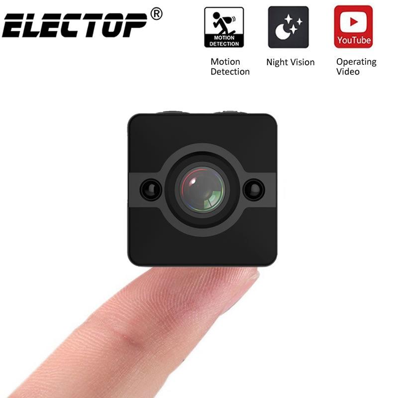 Electop SQ12 Mini Camera Small Cam HD 720P Sensor Night Vision Camcorder Micro Video Camera SQ 10 DVR DV Motion Recorder CamcordElectop SQ12 Mini Camera Small Cam HD 720P Sensor Night Vision Camcorder Micro Video Camera SQ 10 DVR DV Motion Recorder Camcord