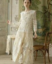 лоскутное элегантное платье, Mori