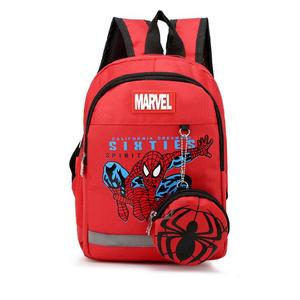 Cute Spiderman Backpack Boys S