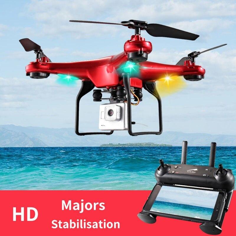 DM006 seis eje fijo de cuatro ejes aviones RC Drone 6-eje de Control remoto helicóptero Quadcopter con 2MP cámara HD o X5 R