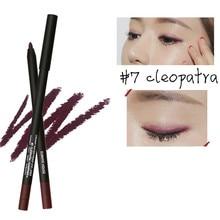 Glitter Eye Liner Eye Shadow Eyeliner Pencil Pen Brand New Makeup Long Lasting WaterProof Lip delineador caneta maquiagem sombra