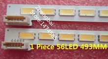 New LJ64-03514A LED light strip 2012SGS40 7030L 56 REV 1.0 1 Piece 56LED 493MM