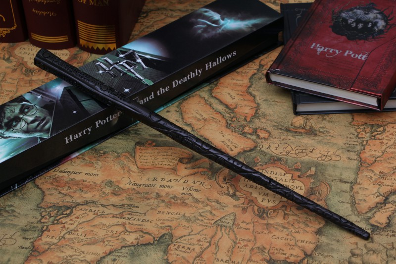 New Sirius Black Magic Wand/ Harry Potter Magical Wand/ High Quality Gift Box Packing