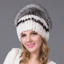 hat ladies winter fur womens hats with caps high quality fox