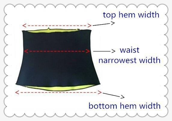 Image 4 - (Vest+Belt+Pant) Neoprene Body Shaper Women's waist trainer Slimming Pants Vest Super Stretch Super Lose Weight control pant