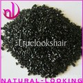100%Italian Keratin glue grain beads 500gram/lot keratin glue granule Black color for I tip/ U-tip hair extension tools
