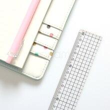 20 см Пластик правитель рисунка Шаблоны канцелярские школьные принадлежности офис Интимные аксессуары подарок для детей