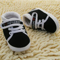 Heart-shaped I Love M And D Lovely Baby Shoes Girl Soft Bottom Footwear Newborn Baby Shoes