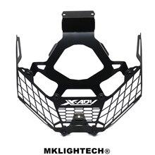 MKLIGHTECH For HONDA X-ADV X ADV XADV 300 750 1000 2017-2019 Motorcycle CNC Headlight Guard Cover Protector