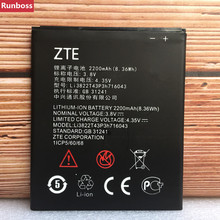 2200mAh New Original Battery For ZTE Blade L7 Mobile Phone Batteries смартфон zte blade l7 black