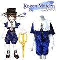Free Shipping Rozen Maiden Souseiseki Gothic Lolita Anime Cosplay Costume