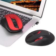 Ratón Óptico Inalámbrico USB 2.4G Ratón Del Ordenador portátil 1000-2400 DPI 6 Botones Gaming Mouse Ratones para PC para portátil de Escritorio Gamer(China (Mainland))