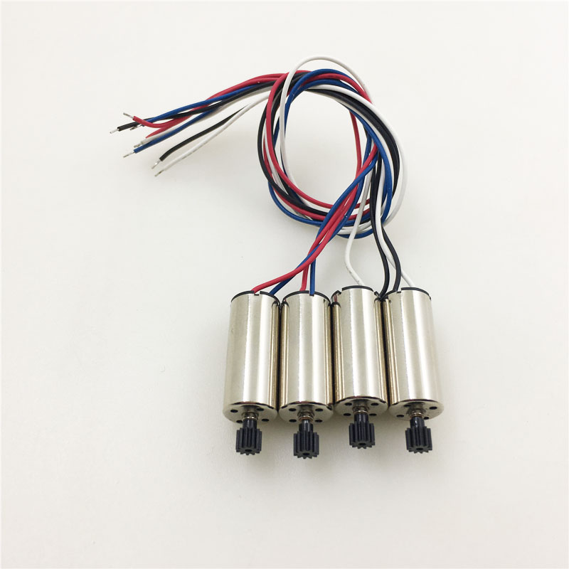 (In stock) Visuo Xs809hw Xs809w Xs809 RC Quadcopter Motor Engine Spare Parts Accessories Motors