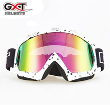 GXT Motorcycle Dustproof Glasses Motocross Off-Road Dirt Bike Downhill Racing Goggles Sun Protection Ski Snowboard Eyewear