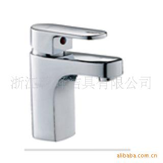 Tiger Ben Full copper basin mixer faucet hot and cold wash basin faucet hot and cold taps stage faucet
