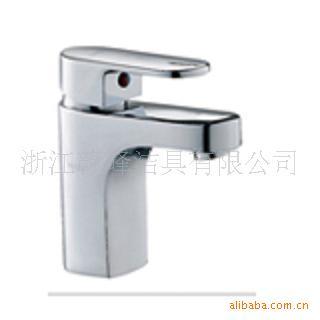 Tiger Ben Full copper basin mixer faucet hot and cold wash basin faucet hot and cold taps stage faucet