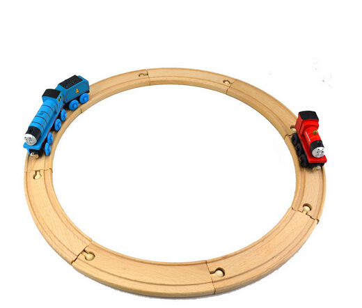 Thomas Wooden Toy Train Track Train Tracks Wooden Circular Orbit