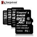 Kingston Class 10 Карта Micro Sd 8 ГБ 16 ГБ 32 ГБ 64 ГБ Карты Памяти C10 Mini SD Карты 32 ГБ 64 ГБ SDHC SDXC TF Карты для Смартфона