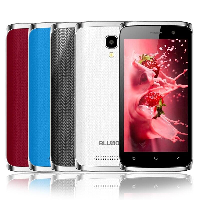 Original BLUBOO Mini Mobile Phone 1GB RAM 8GB ROM MT6580m 1 3GHz Octa Core 4 5
