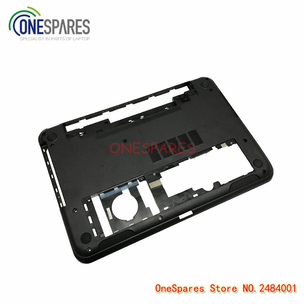 Free Shipping Laptop New For Dell For Inspiron 15 3521 15.6 inch Lower Bottom Case Cover Shell 043JVF CN-043JVF free shipping 90 days warranty new laptop motherboard for dell inspiron n5110 notebook 0j2ww8 cn 0j2ww8