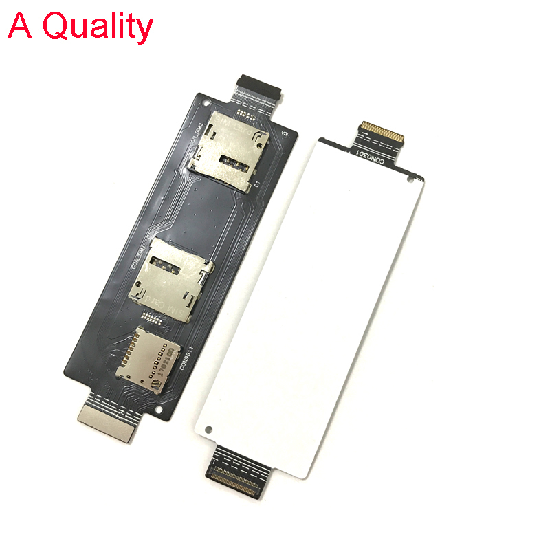 New SIM Card Reader Holder Slot Ribbon For ASUS ZenFone 2 5 6 ZE551ML  ZE550ML XZ551ML ZE550CL Sim Cards Adapters Replacement|sim card adapter|sim  card reader holderadapter sim - AliExpress
