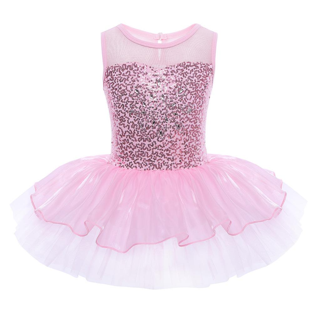 балерина для девочек, костюм для феи выпускного вечера, детское платье с цветами и блестками, танцевальная одежда, гимнастическое трико, балетное платье-пачка для подростков