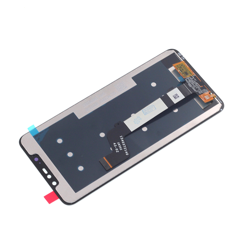 Image 2 - Original display for Redmi Note 6 Pro LCD touch screen digitizer for Xiaomi Redmi Note 6 Pro LCD monitor replacement+Free tools-in Mobile Phone LCD Screens from Cellphones & Telecommunications