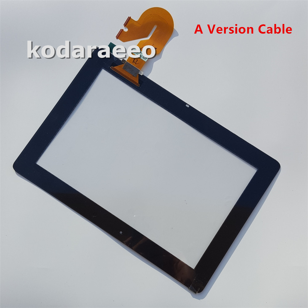 kodaraeeo Touchscreen For ASUS MeMO Pad FHD 10 ME301 ME302 ME302C ME302KL K005 K00A Touch Screen Digitizer Glass Version Parts new 10 1 inch for asus me302kl me302 touch screen memo pad fhd 10 me302c me302cl k005 k00a digitizer glass sensor repair