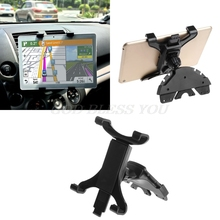 Universal Car CD Slot Mount Holder Stand For ipad 7 to 11inch For Tablet PC Samsung Galaxy