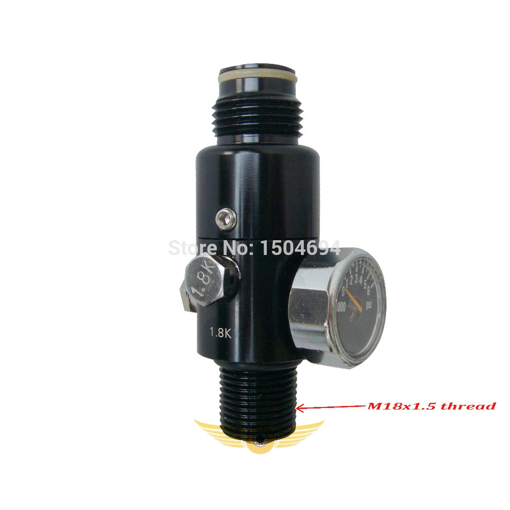 Free Shipping New Pcp High Pressure Regulator Paintball