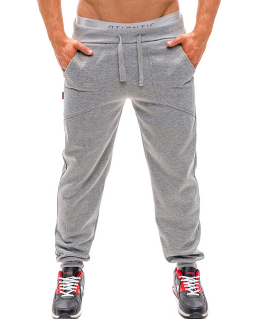 Gym Luxe Fitted Tracksuit Bottoms Gym Mens Pants Sport Jogging Sweatpants  Trousers Calca Masculina Pantalon Homme 7bbbdb5dbcf3