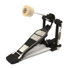Bass Drum Pedal Beater Singer Tension Spring and Single Chain Drive Percussion Instrument Parts & Accessories