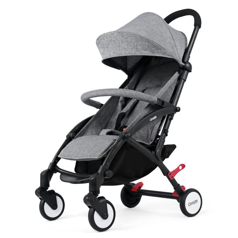 0-3 years old baby stroller ultralight can lie folded portable easy baby mini umbrella car