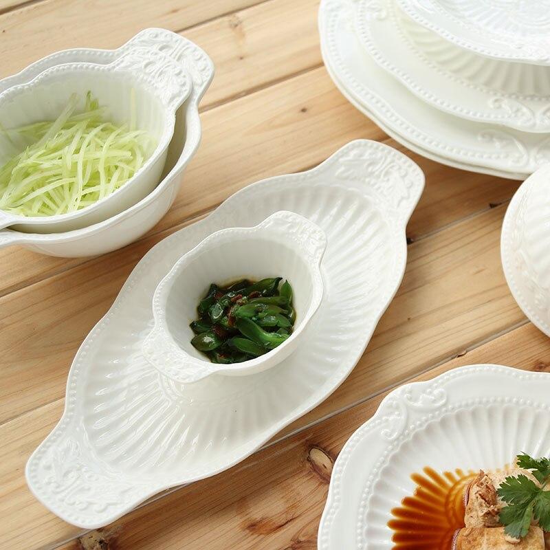 Art und Weiseschüssel königliche keramische - Küche, Essen und Bar - Foto 3