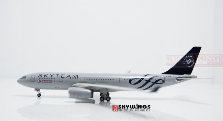 Phoenix 10596* A330-200 B-6538 Chinese Eastern Airlines SkyTeam No. 1:400 commercial jetliners plane model hobby phoenix 11181 china international aviation b 5977 a330 fiftieth 1 400 a330 300 commercial jetliners plane model hobby
