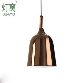 מנורת קן אמיתי חיון Camper מנורת פעמון תליון אורות מודרני מינימליסטי מסעדת אישיות דקורטיבי ZSP9169