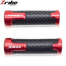 For yamaha xmax 125 250 300 400 CNC Street & Racing Moto Grips Motorcycle Handle and ends Handlebar Grip xmax300