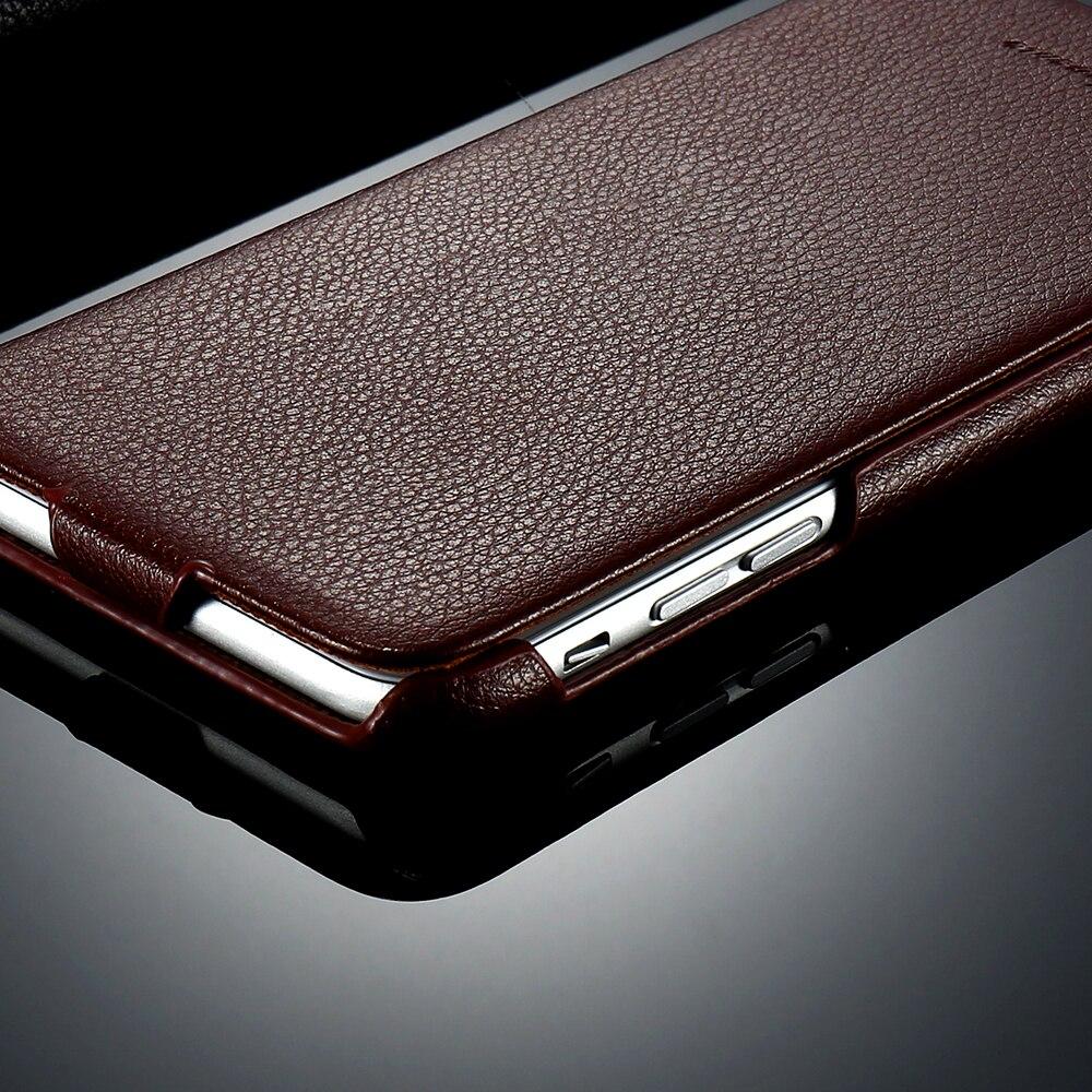 best service cc93c c6b7e US $6.99 30% OFF FLOVEME Litchi Grain Leather Case For iPhone 7 Plus  Vertical Flip Cover For iPhone 7 Coque Retro Phone Cases For iPhone 7  Plus-in ...