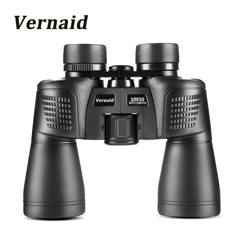 10X50 night vision Binoculars HD Military powerful Telescope for outdoor Hunting and Travel with strap High Clear Vision Black bresee high powered telescope hd 7x50 binoculars for hunting and outdoor adventure