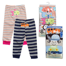2019 new free shipping Retail 0-2years PP pants trousers Baby Infant cartoonfor boys girls Clothing 5piece/lot