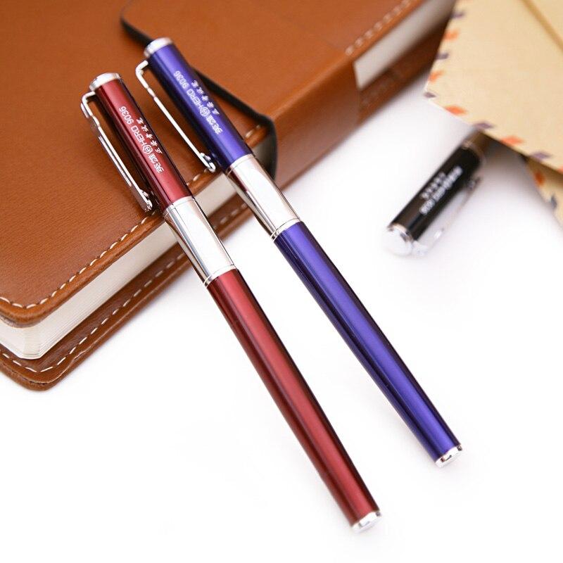 Герой авторучка 9036 Чемпион Ручка перьевая ручка супер гладкой gift box set
