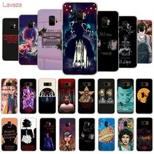 Lavaza Stranger Things tv Hard Phone Case for Samsung Galaxy A50 A70 A6 A8 A9 2018 S8 S9 S10 Plus Cover