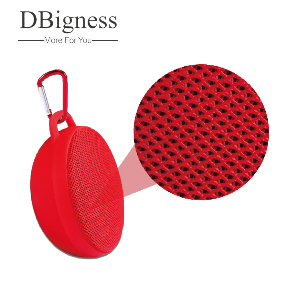 Dbigness Wireless Bluetooth Stereo Portable Speaker Built-in Mic Waterproof  Speaker with Shock Resistor for Home Outdoor Travel
