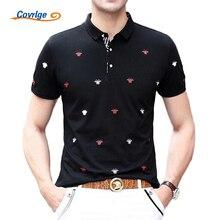 Covrlge Polo Men 2017 New Fashion Men's Luxury Brand Polo Shirt Summer Short Sleeve Shirts Cotton Mens Shirt Clothes Tops MTP012