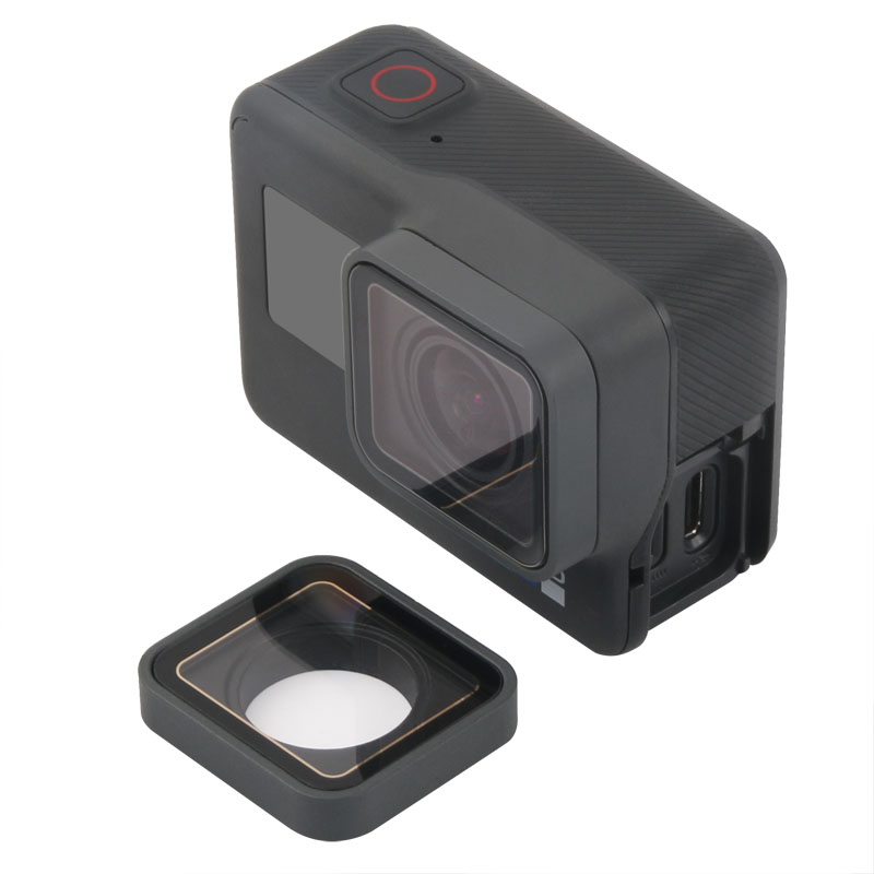 1pc Filter Kit Lens Protective Cover Housing Case Repair Replace for GoPro Hero 7 5 6 UV