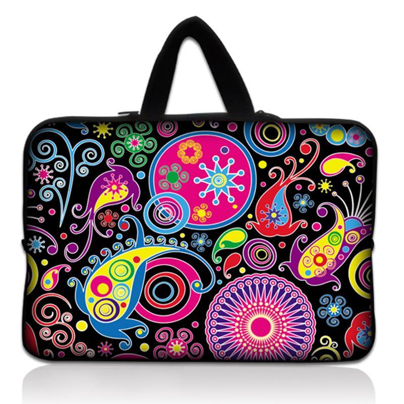 11 /11.6 inch Jellyfish Laptop Sleeve Bag Notebook Case Carry Handbag Briefcase for Acer Aspire V 11 For Macbook Air 11.6