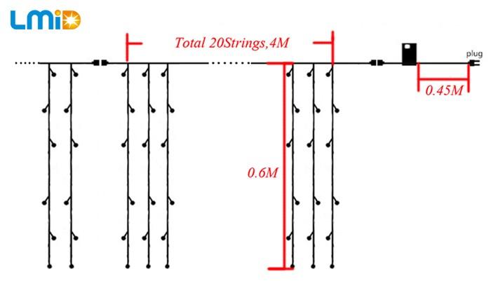 LED Curtain Light (2)