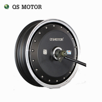 13inch 3000W 273 40H V3 Brushless DC Electric Scooter Motorcycle In Wheel Hub Motor